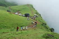 Suicide Point in Vagamon is meant for adventures